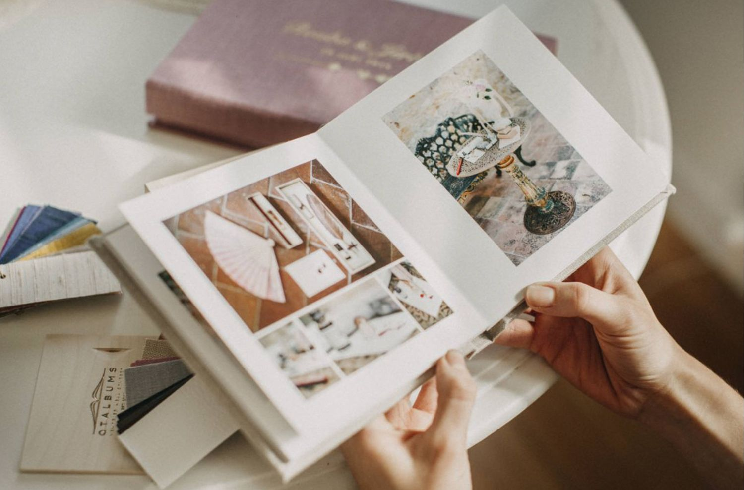 Wedding albums New Orleans