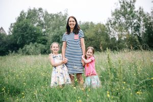 Family Portrait Summer Photography Oxfordshire Oxford Photographer