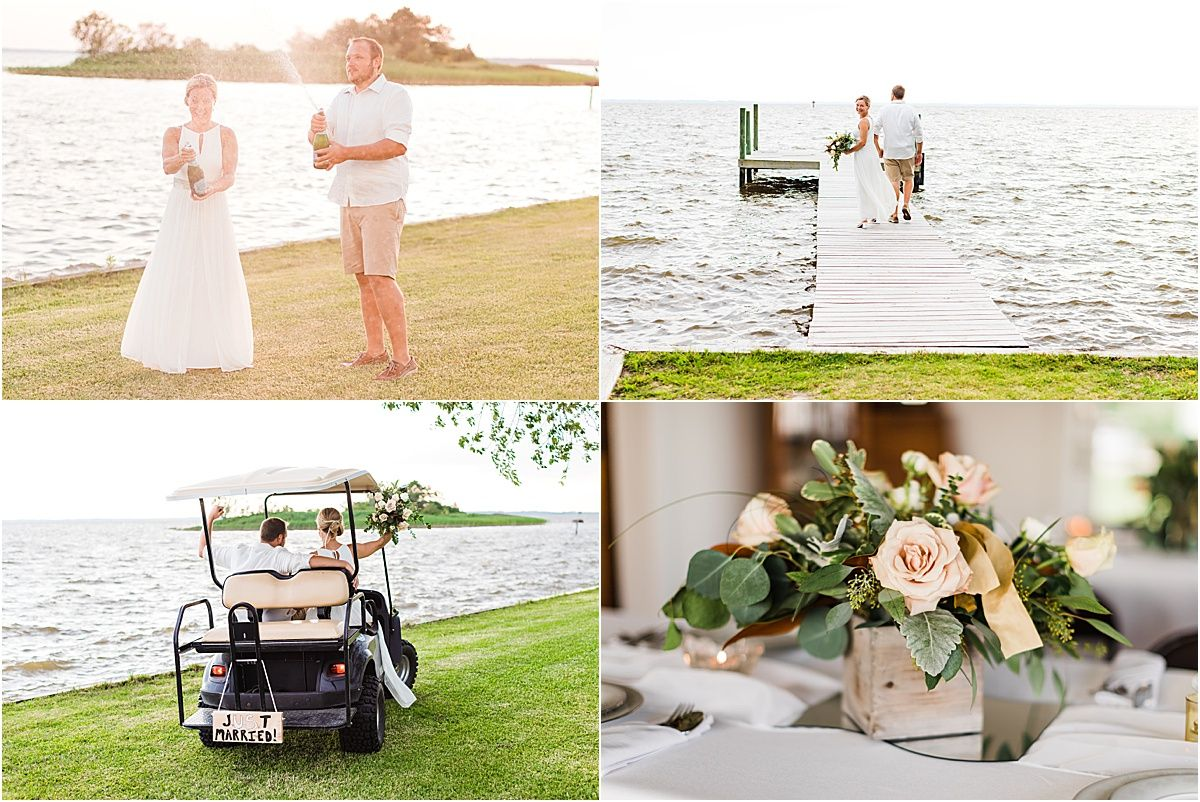 Knotts Island Wedding, Virginia Beach wedding photographer, Hampton roads wedding Photographer