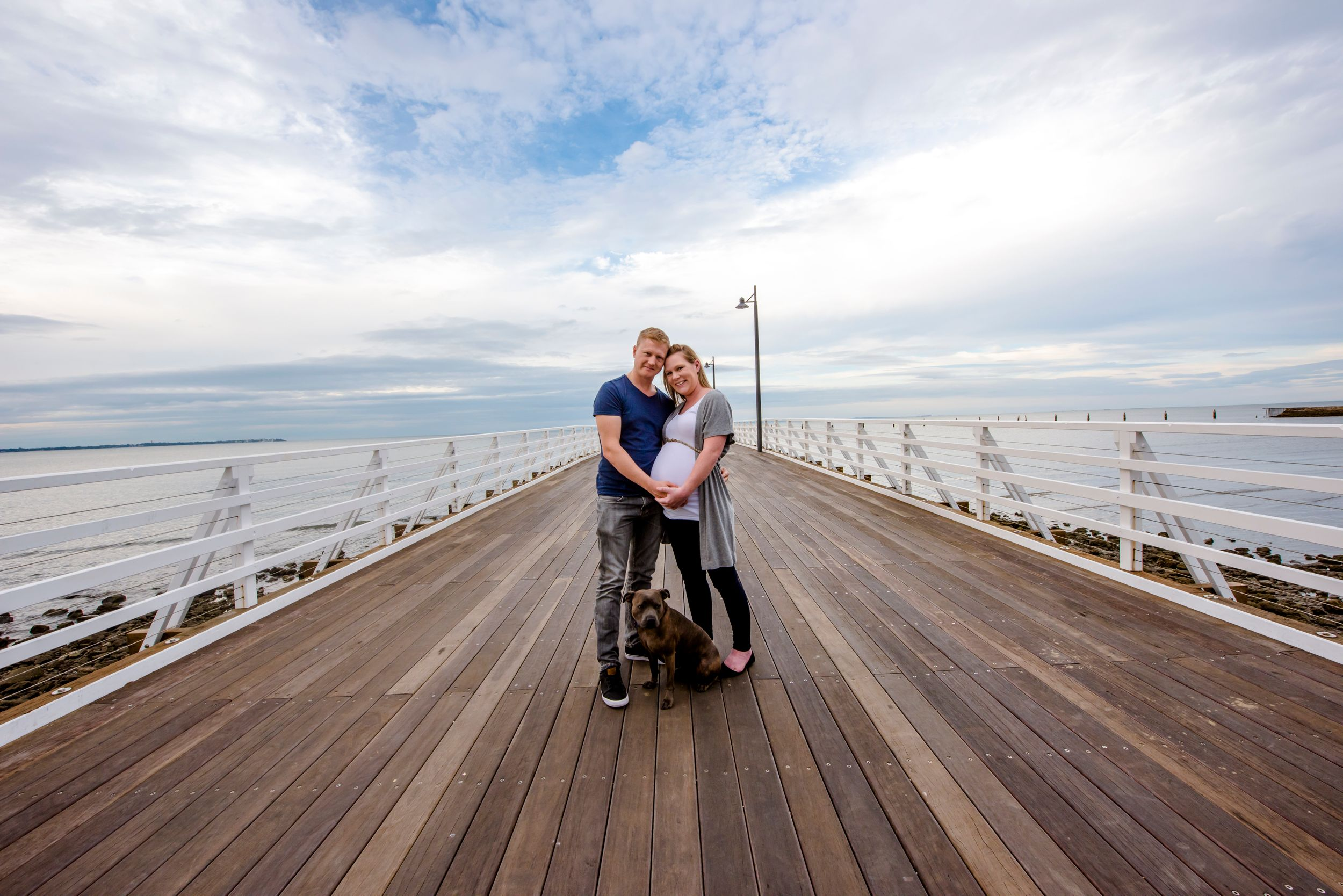 shorncliffe family photography