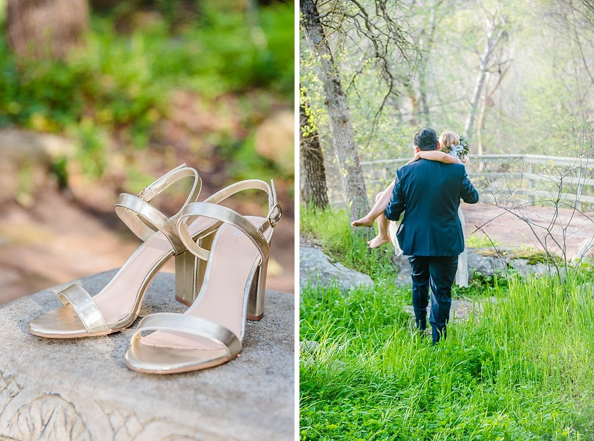 sequoia national park three rivers white horse inn wedding shoes