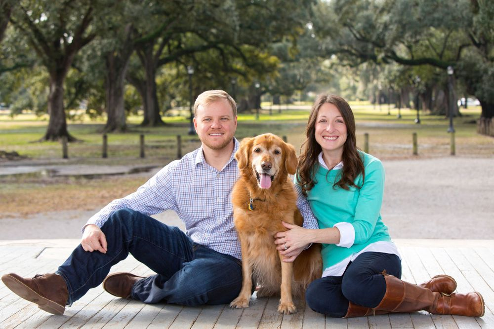 New Orleans Pet Photographer