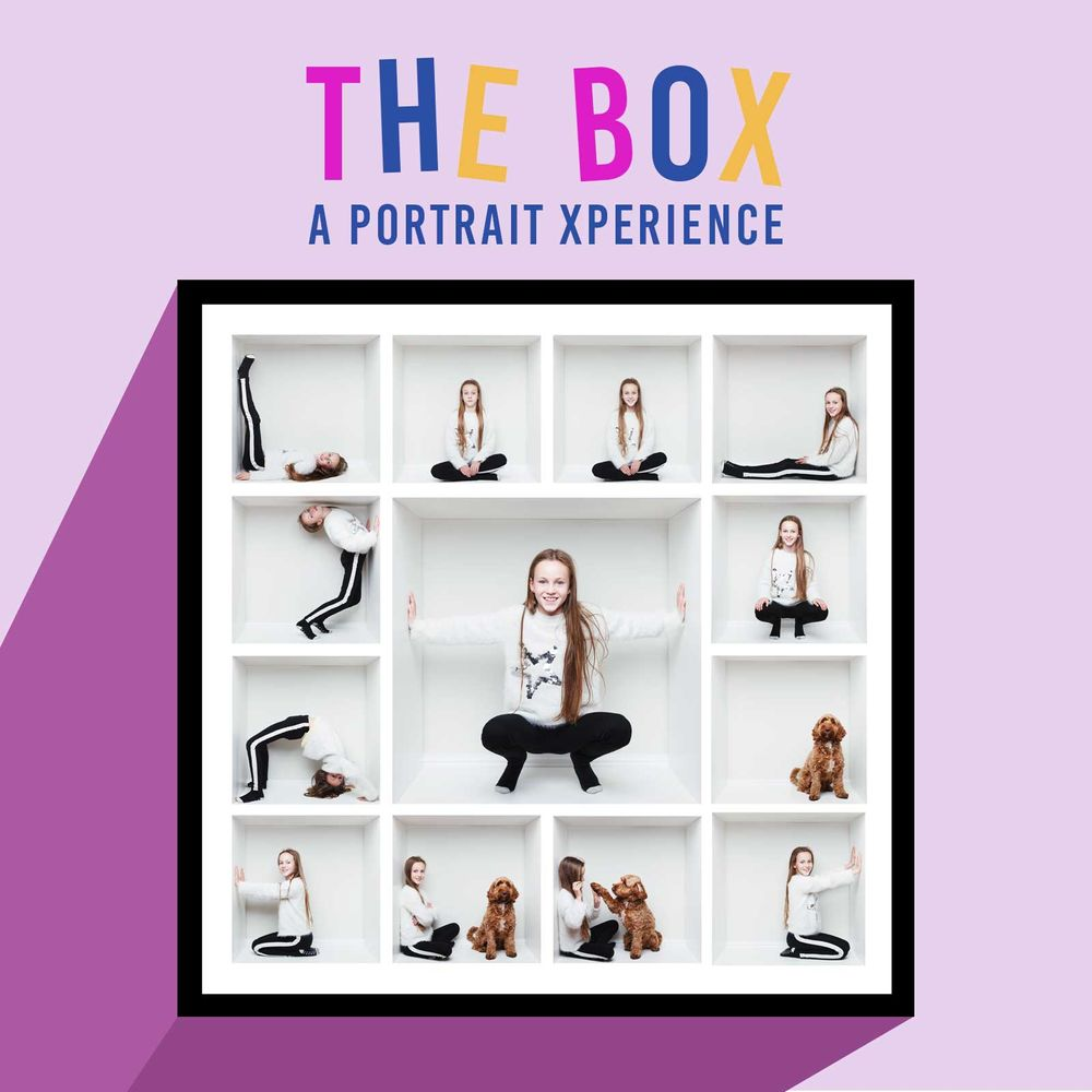 The Box Portraits in Lambourn, West Berkshire