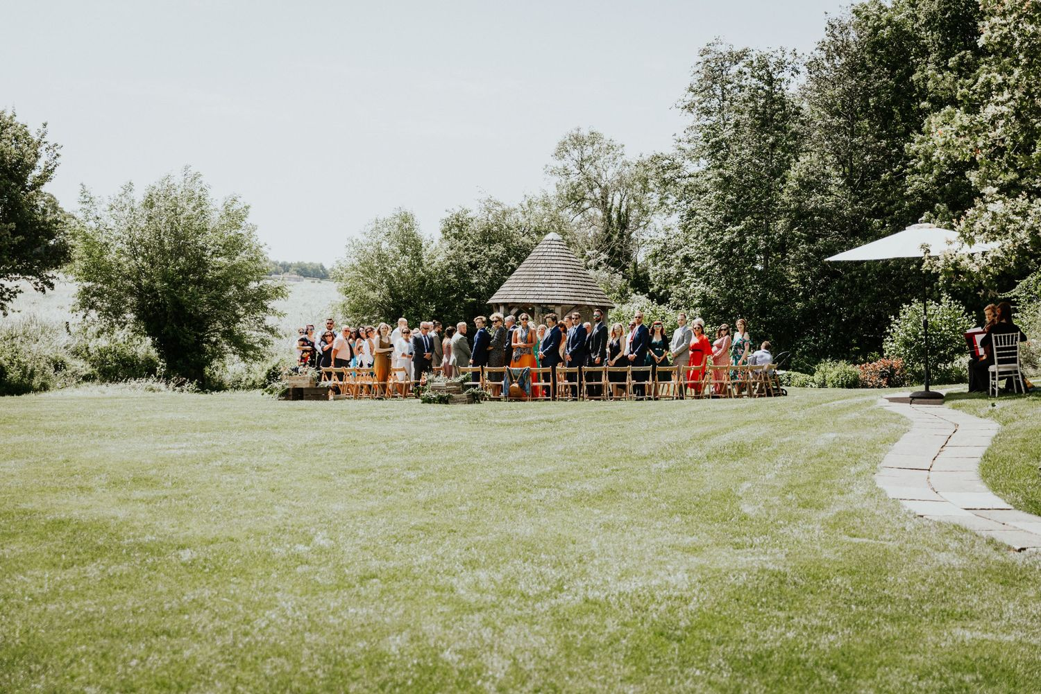 priston mill wedding ceremony