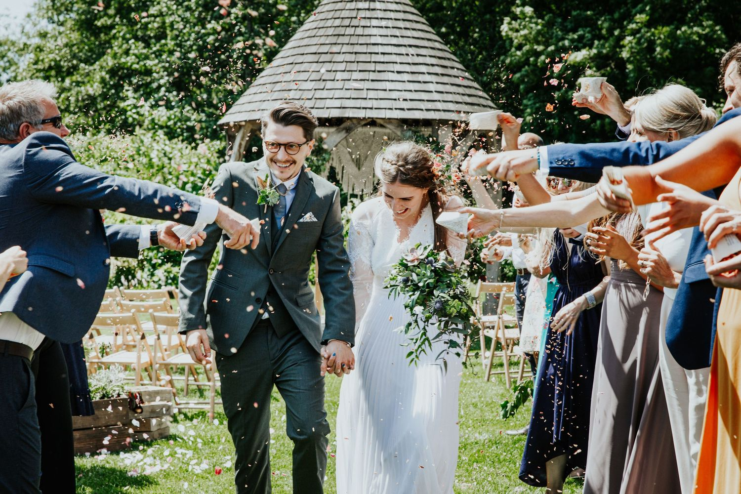 priston mill wedding confetti