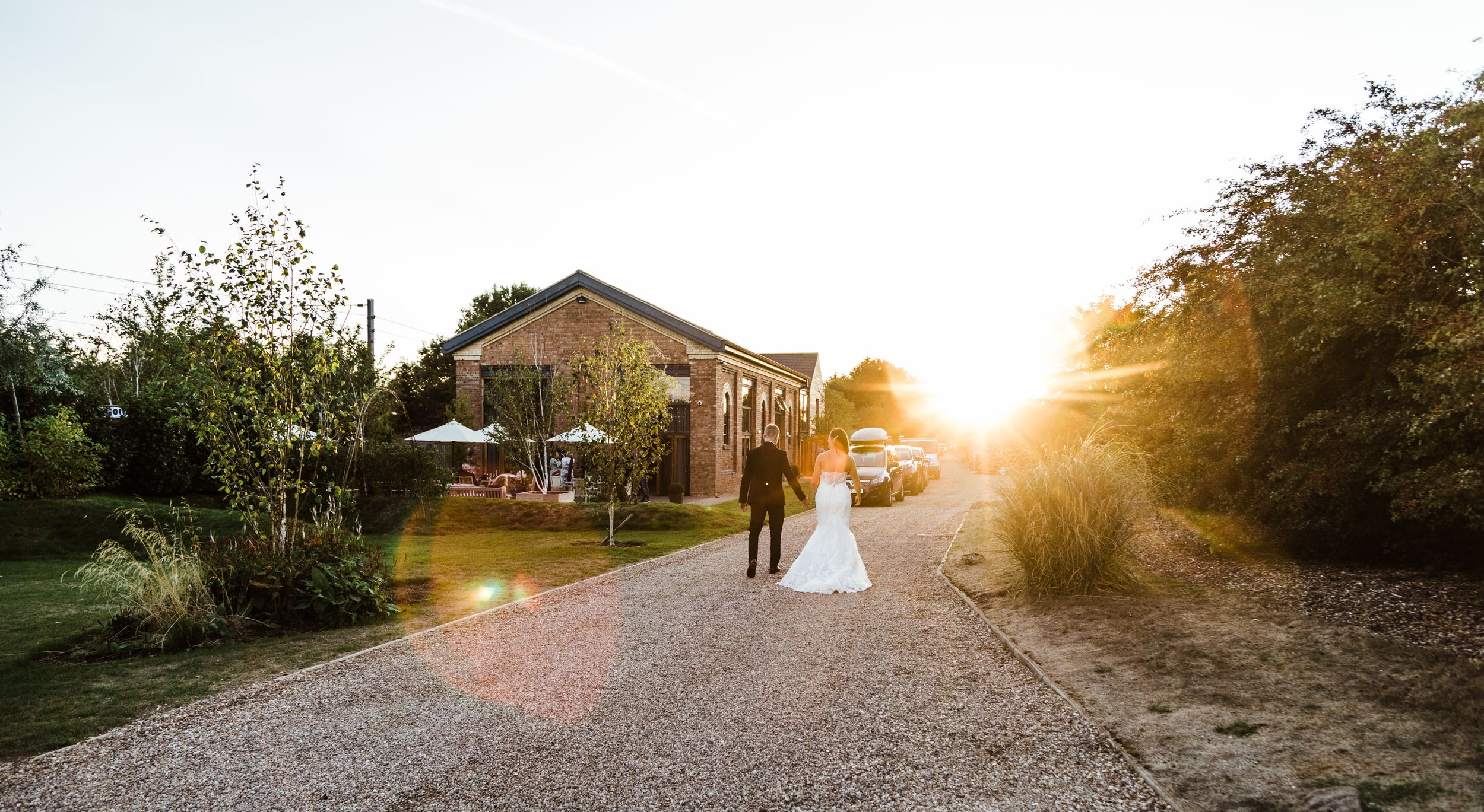 Wedding photography at The Carriage Hall, Plumtree