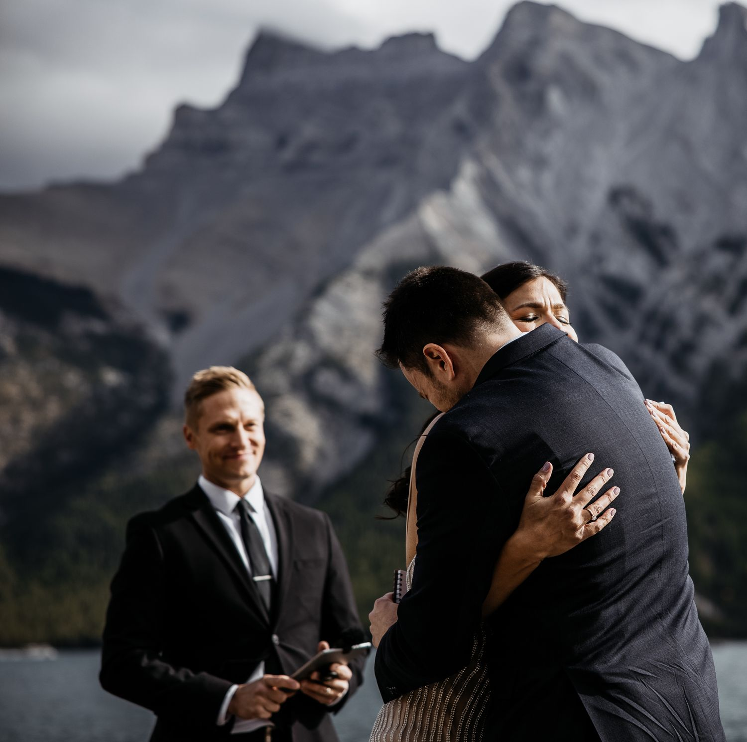 Wedding Officiant in Calgary