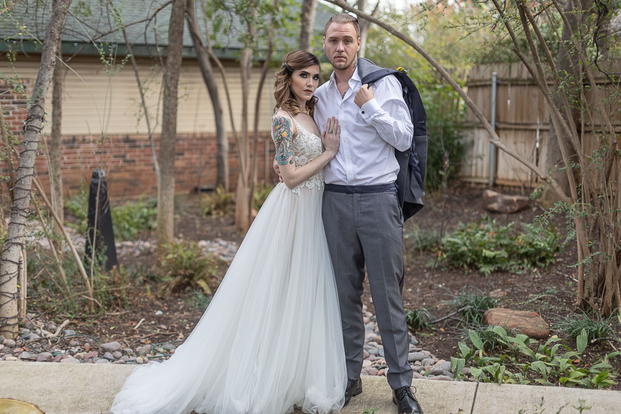 Couples | The Sandford House | Arlington, Tx