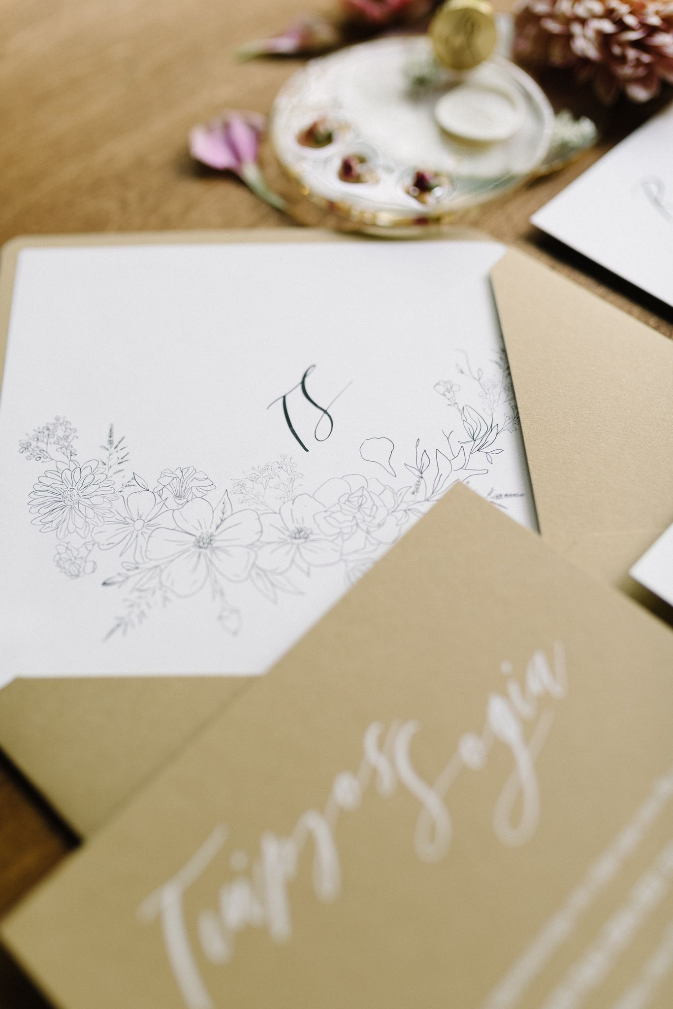 wedding stationery in preveza greece
