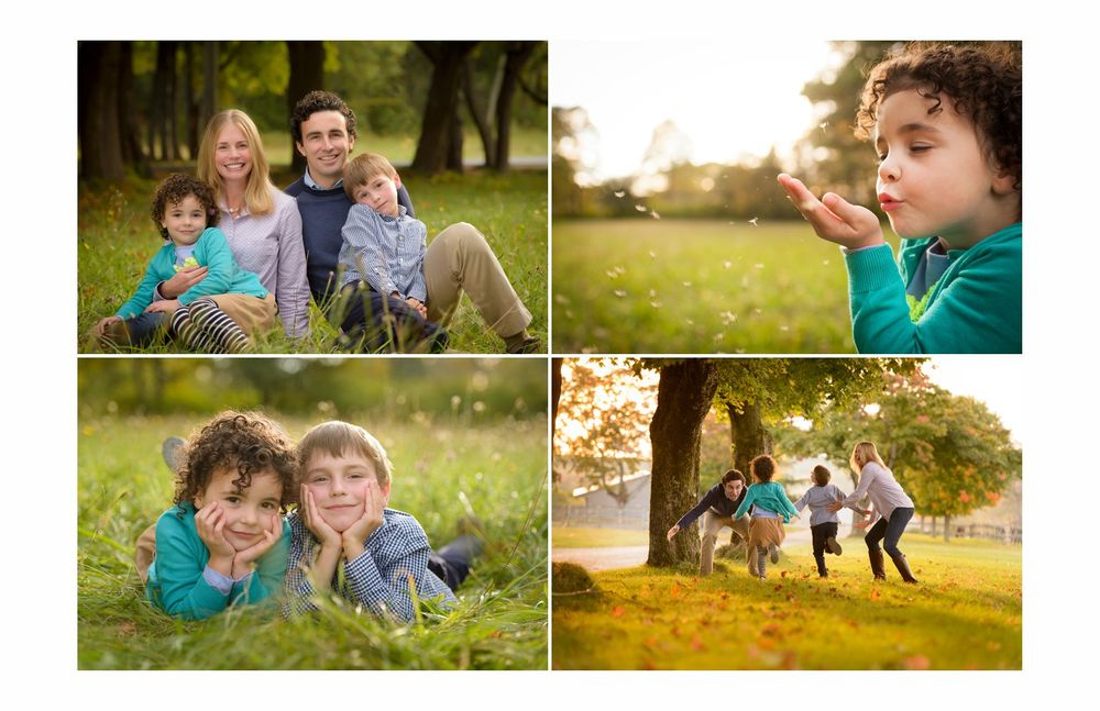 Getting Ready for your Maine Family Photo Session