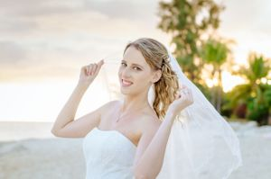 awesome german bride Nicolas Fanny - Mauritius Wedding Photographer - Destination Wedding - germany
