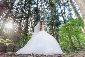 fairy tale forest - Nicolas Fanny - Mauritius Wedding Photographer - Destination Wedding