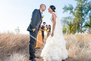 Funny wedding - Nicolas Fanny - Mauritius Wedding Photographer - Destination Wedding