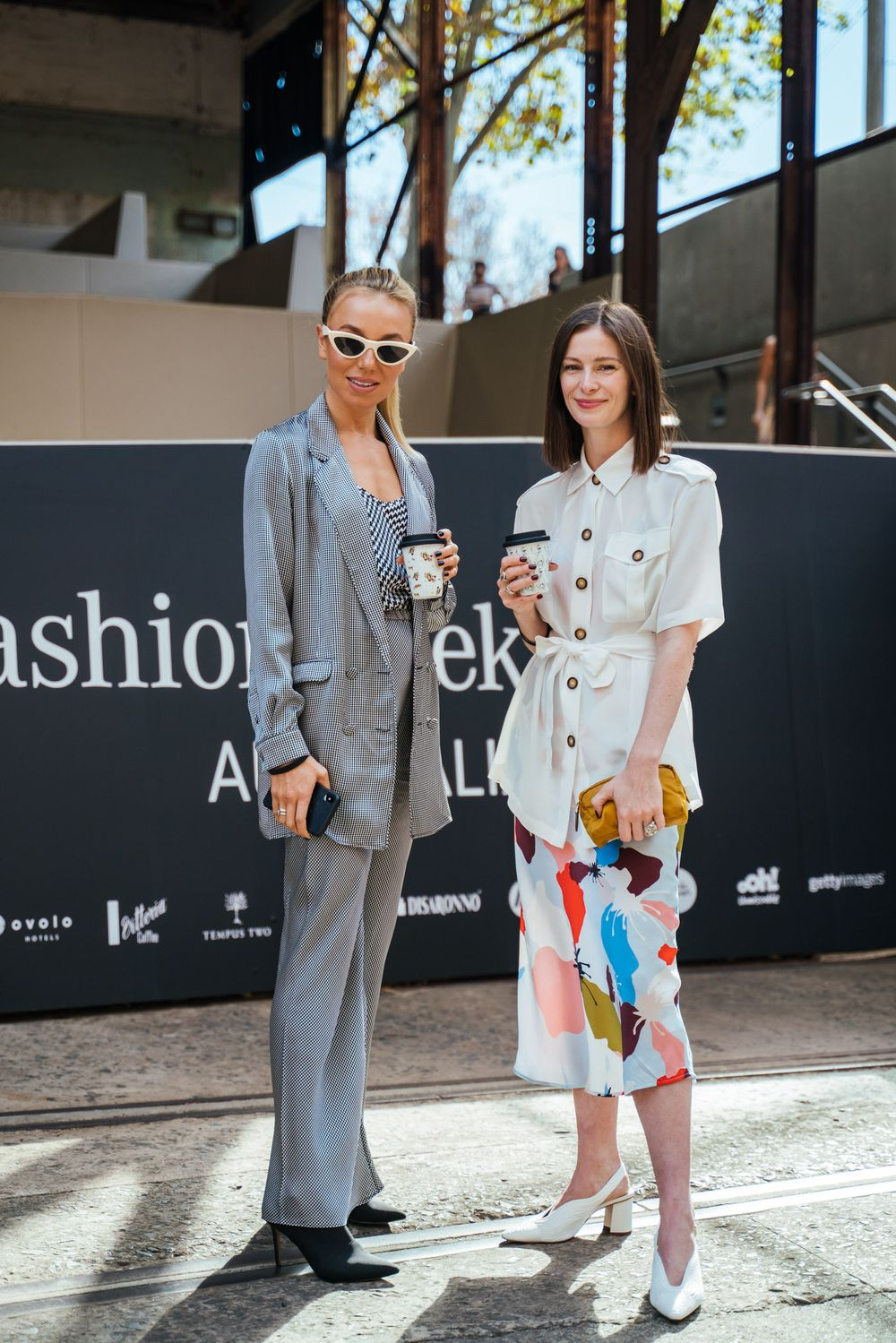 Sydney fashion week by Bill Chen photography