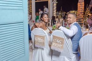 Mr right mrs always right Nicolas Fanny - Mauritius Wedding Photographer - Destination Wedding