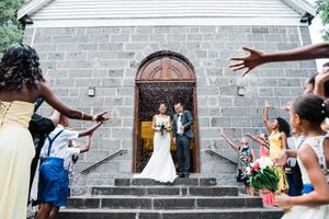 Happiness rice - Nicolas Fanny - Mauritius Wedding Photographer - Destination Wedding
