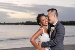 Mixed races - Nicolas Fanny - Mauritius Wedding Photographer - Destination Wedding