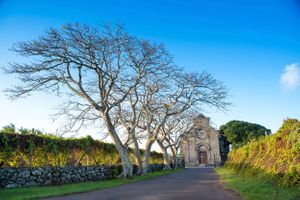 Church - Nicolas Fanny - Mauritius Wedding Photographer - Destination Wedding