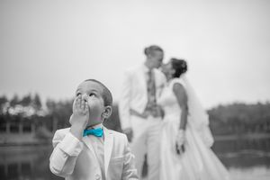 Ring bearer - Nicolas Fanny - Mauritius Wedding Photographer - Destination Wedding