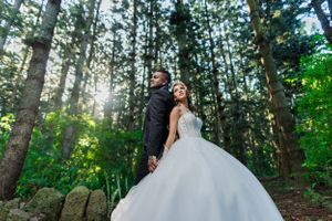 Fairy tale wedding - Nicolas Fanny - Mauritius Wedding Photographer - Destination Wedding