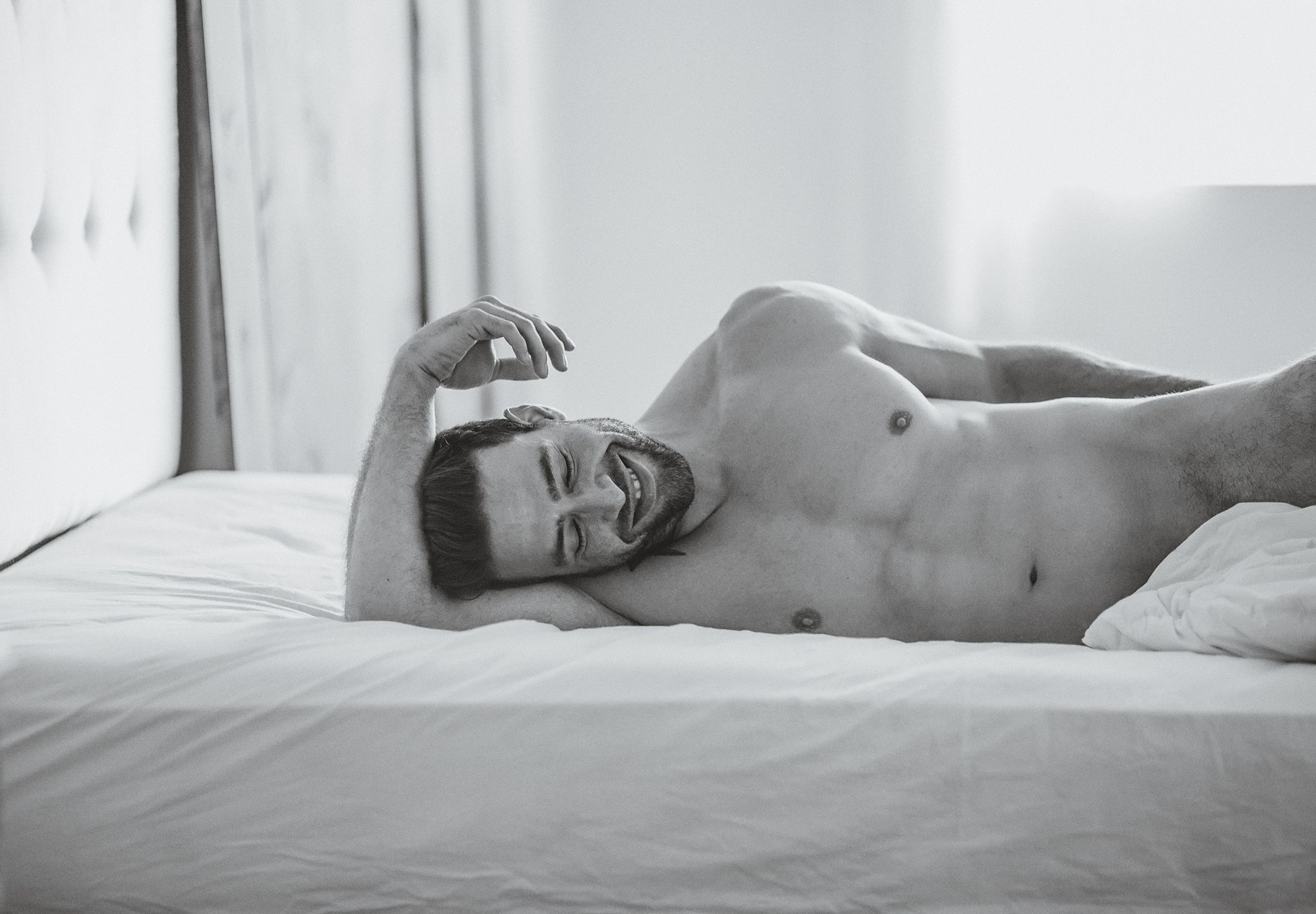boston male boudoir photos