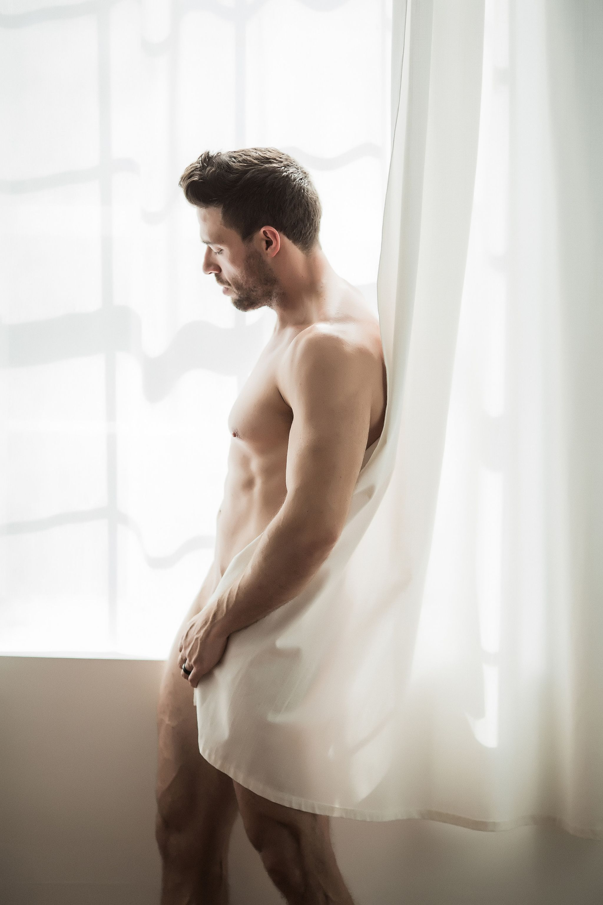 boston male boudoir photography