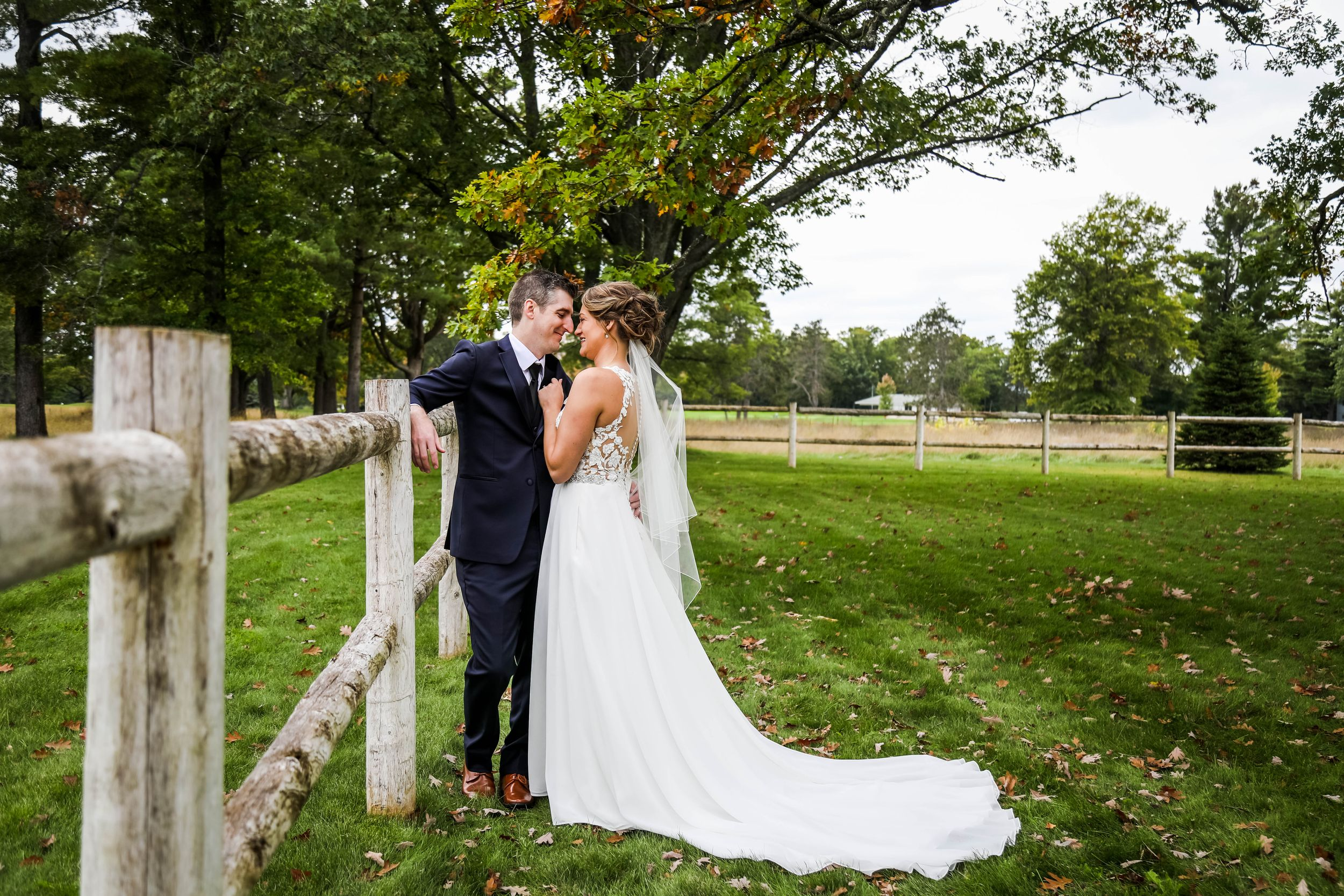 Cadillac Michigan Wedding Photographer, The Wex