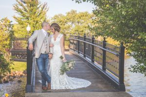 Cadillac Michigan Wedding Photographer, Experienced, Affordable