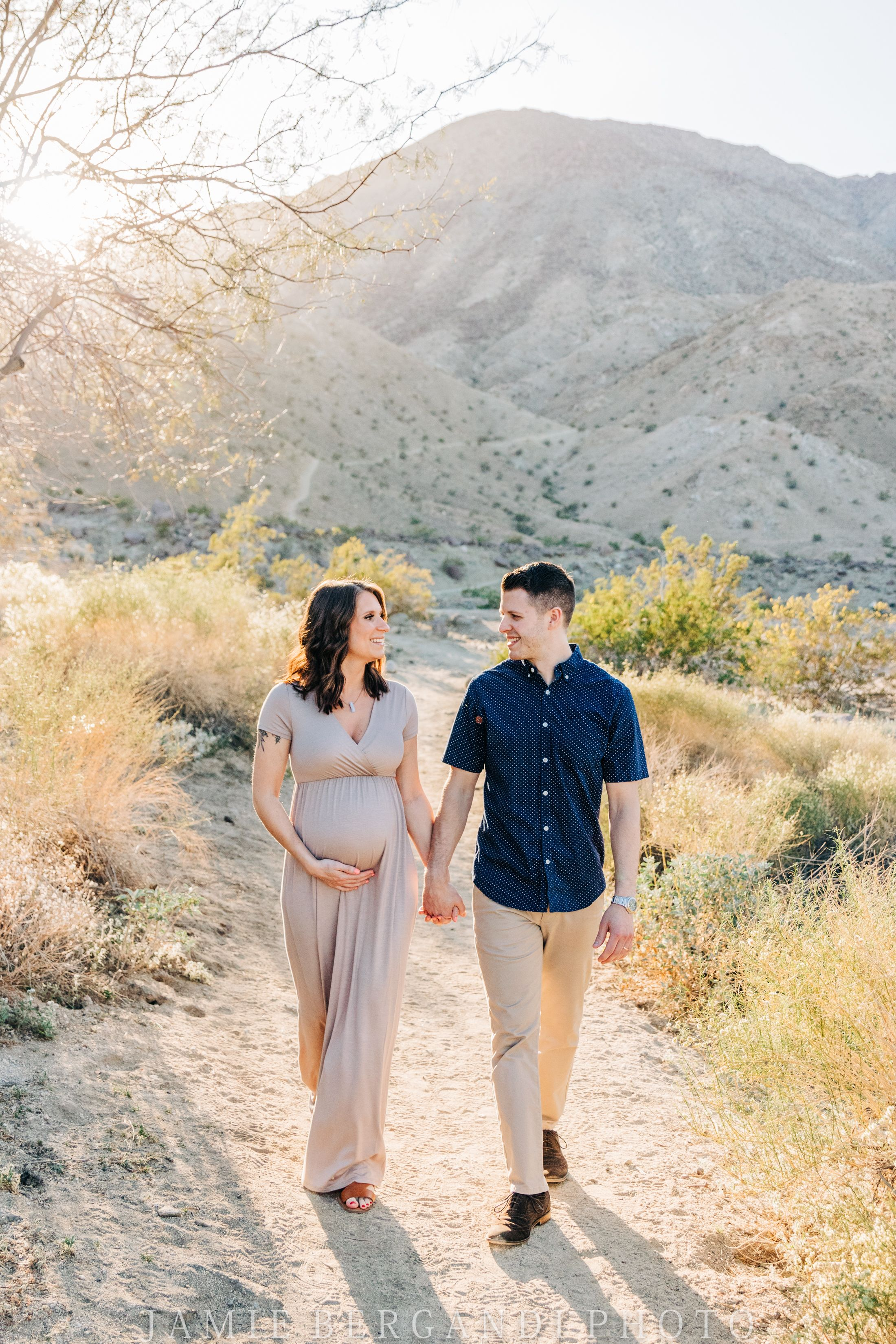 palm springs maternity