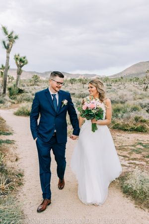 joshua tree wedding photographer