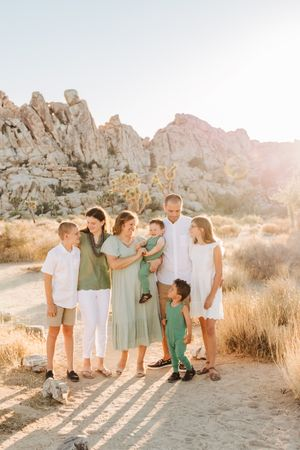 joshua tree family photographer