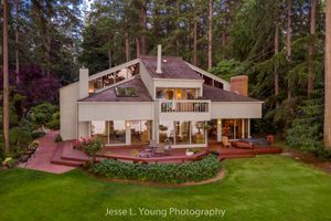 Gig Harbor, real estate photographer with drone