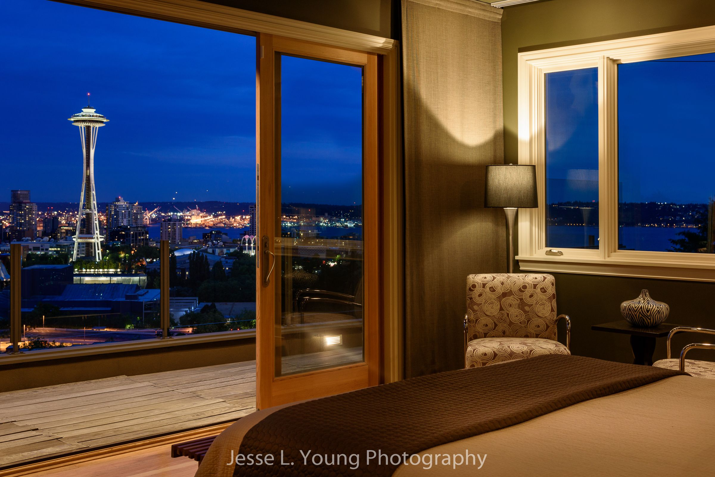Space Needle Queen Anne home photographer