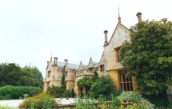 Dillington House Devon is on Faye Amare's wedding venue bucket list