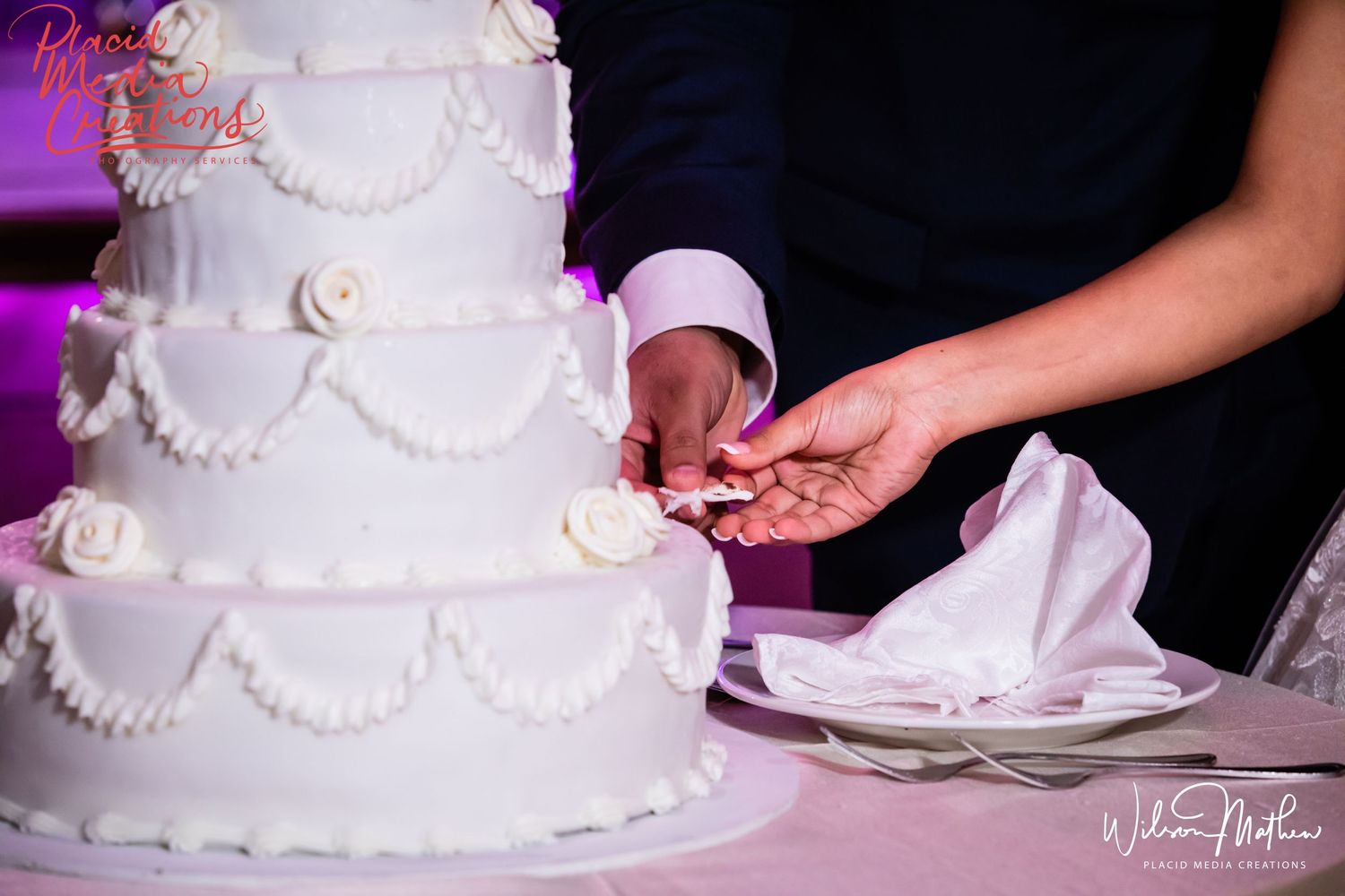 wedding-cake-bride-and-groom-photograph-longisland