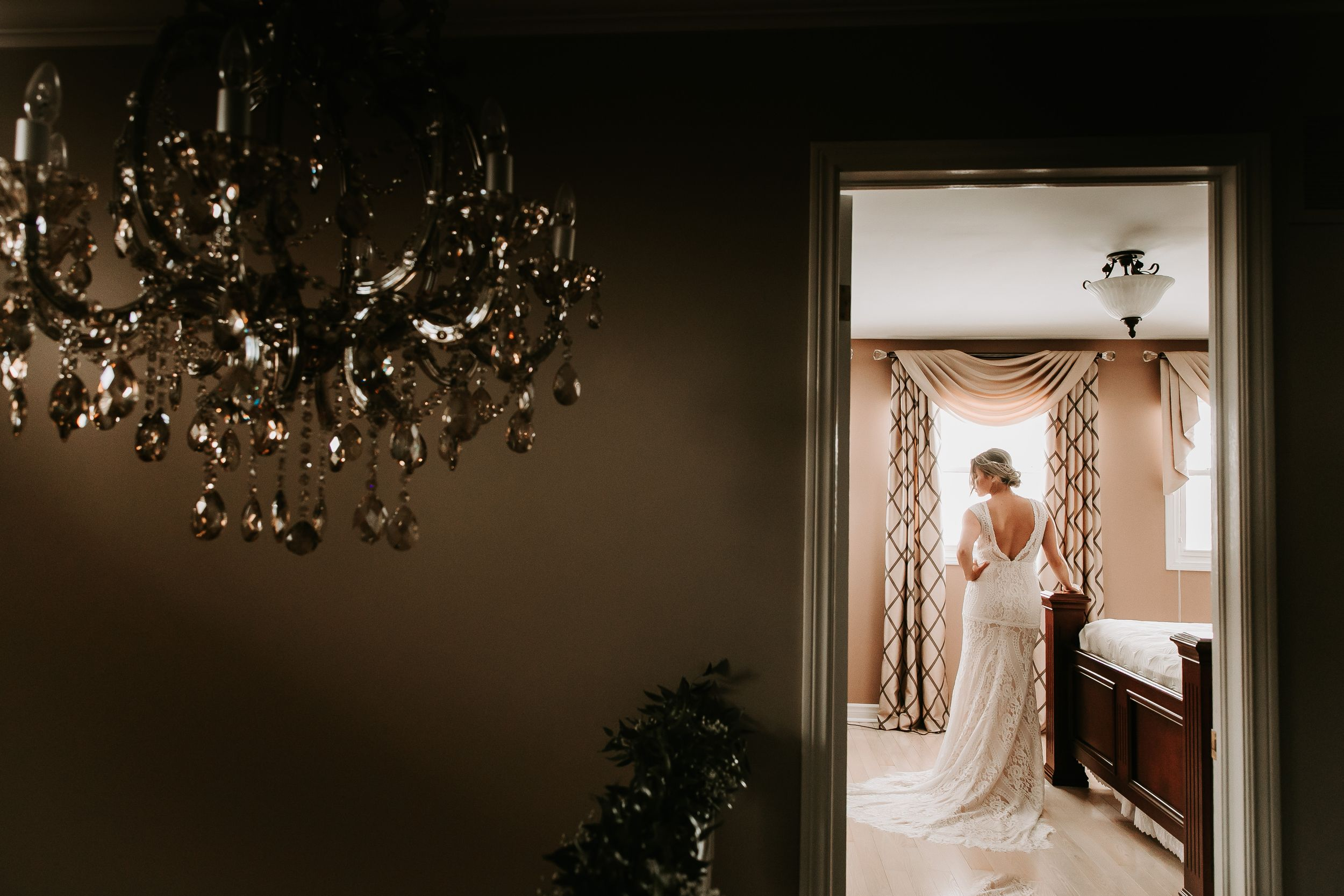 Grand Luxe Event Boutique and Mint Room Studios Toronto Wedding Photos by Shawn Van Daele
