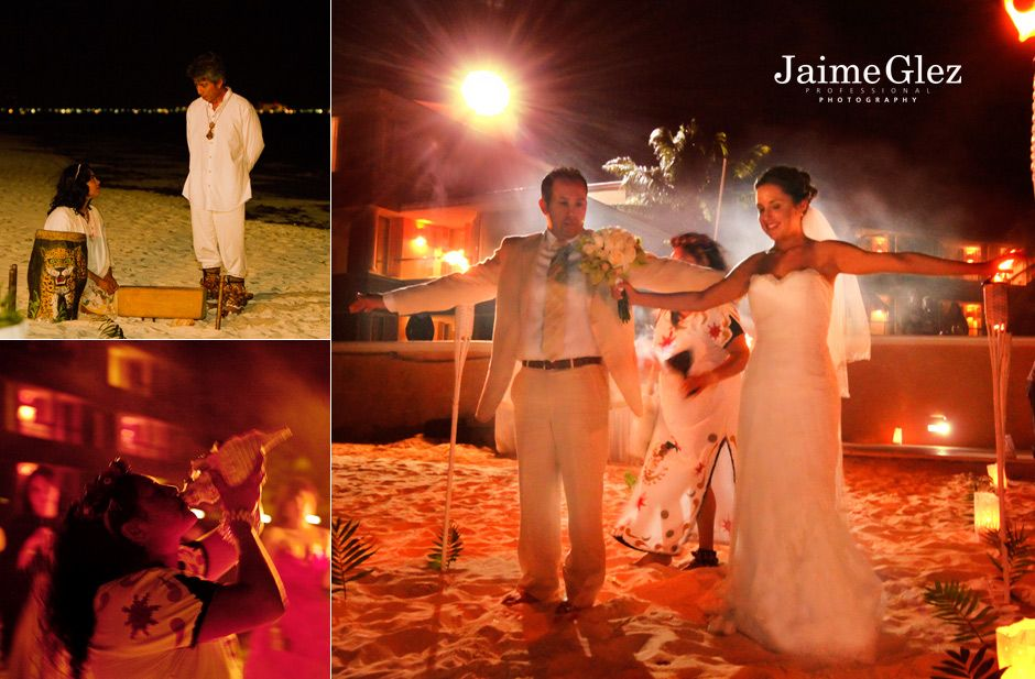 moon palace cancun wedding 10