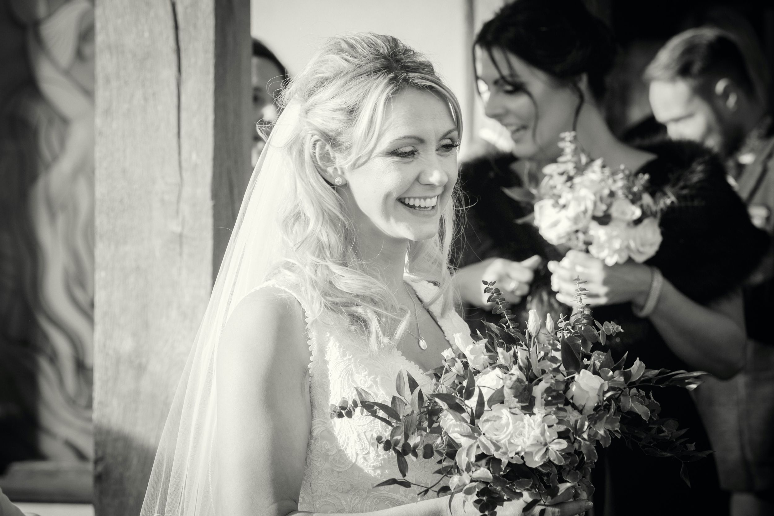 Bride Wedding Gloucestershire
