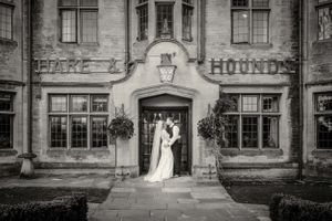 Wedding at The Hare & Hounds, Tetbury, Cotswolds