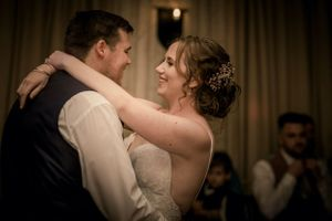 First dance at The Hare and Hounds