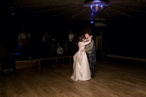 First dance at Elmore Court