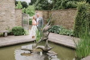 Wedding at Calcot Manor