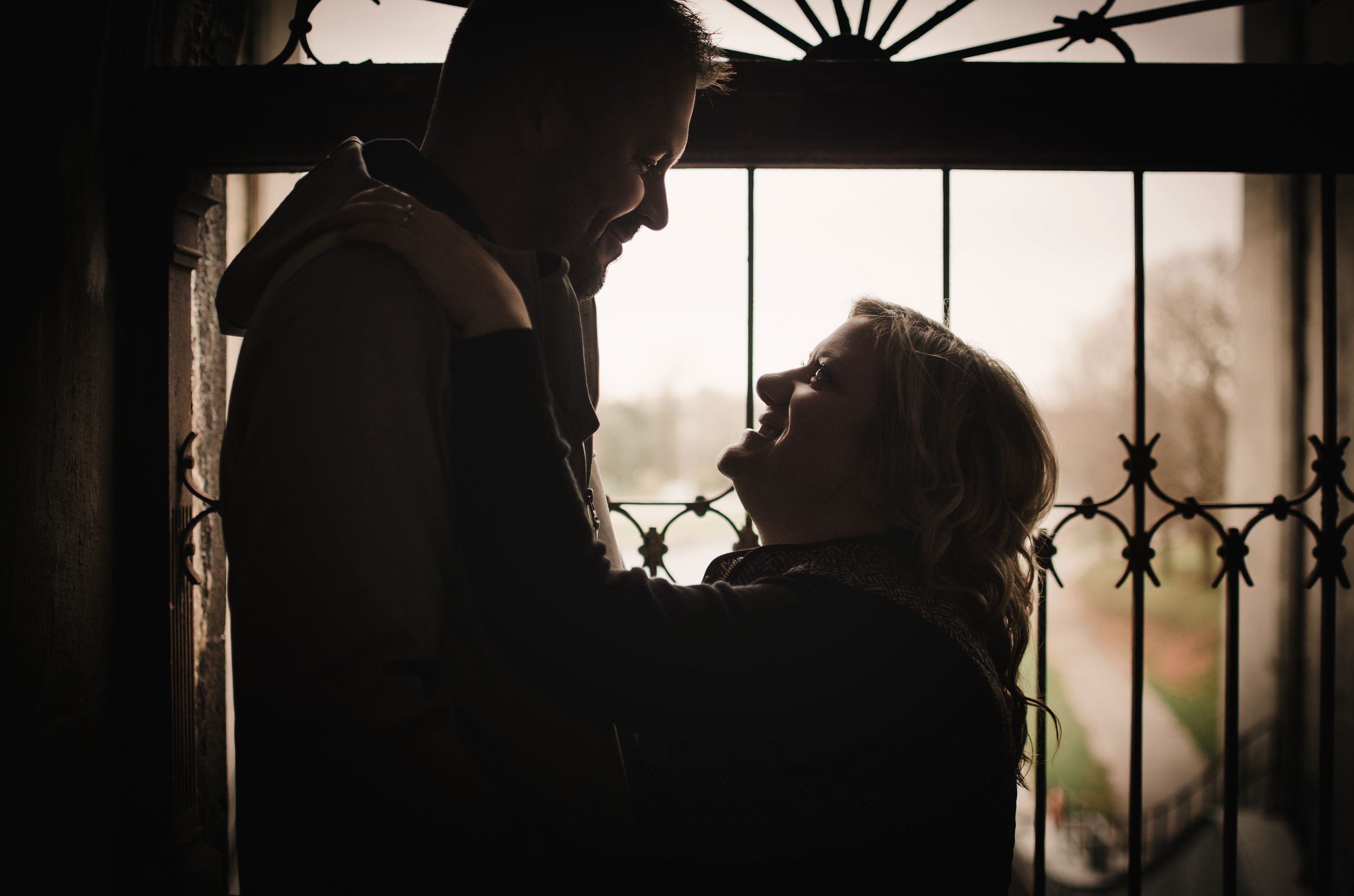 Engagement | Fine Art Portrait Photographer located in Cobourg, ON