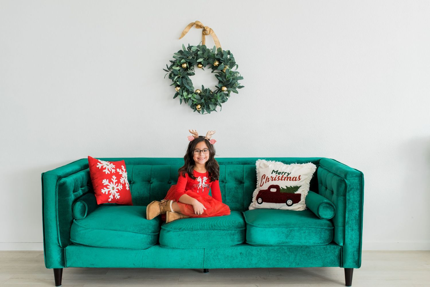 christmas dfw photography bedford pink pineapple studio mini holiday