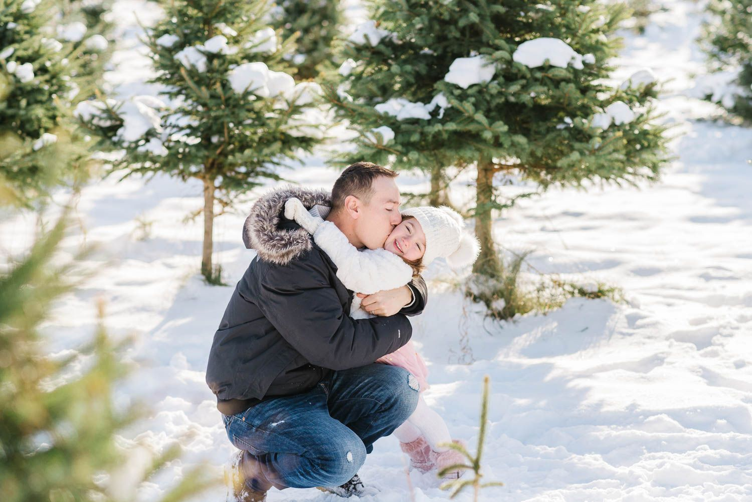 Spademan Tree Farm Family Photography
