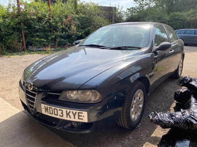 2003 | ALFA 156 | BREAKING | PARTS | YORK