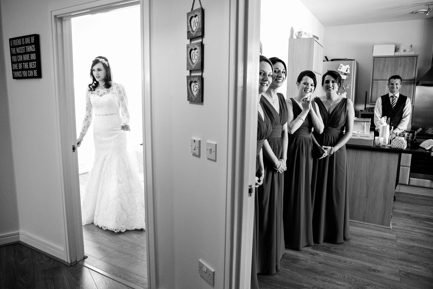 candid reportage wedding photography by Tuscany based wedding photographer