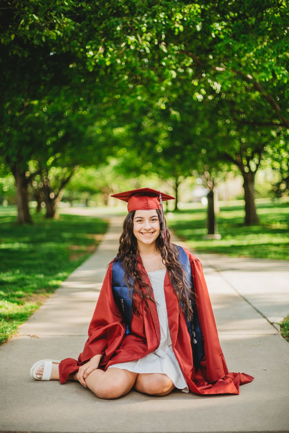 Cap and Gown Graduation Sessions by Natalie Dyer Photography in Northern Colorado