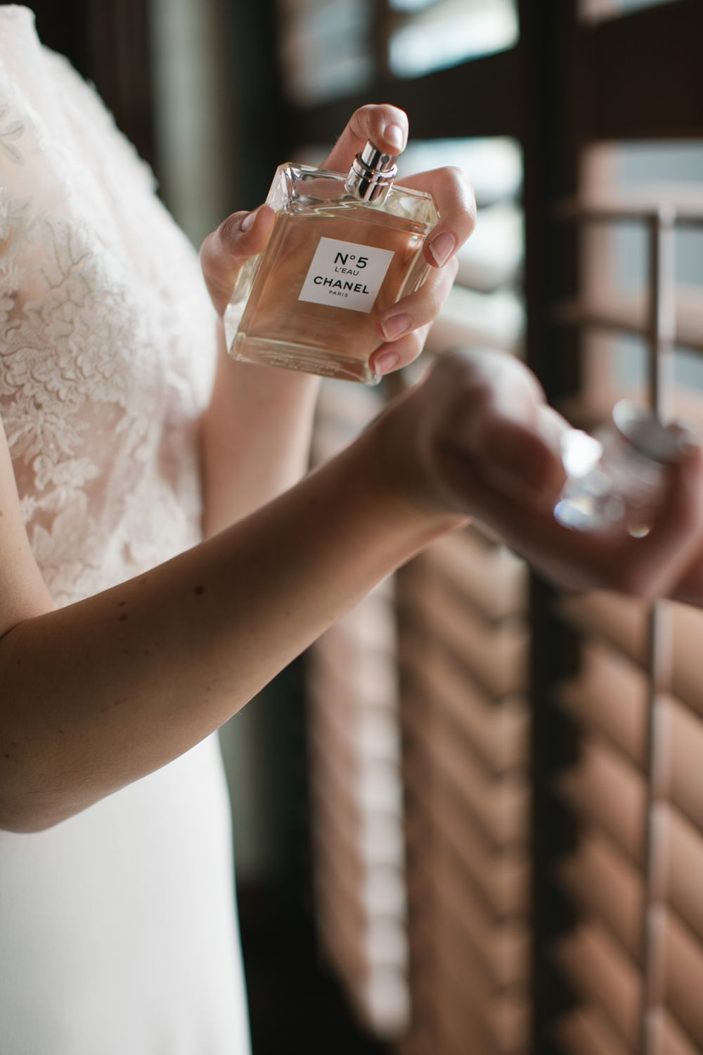 Bridal scent, Chanel No. 5 perfume