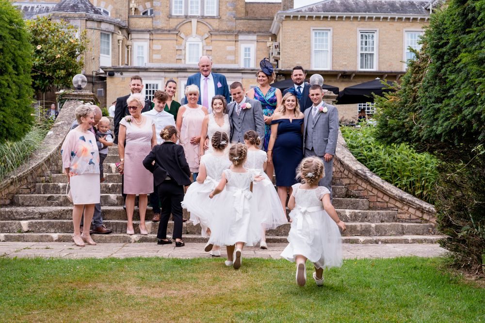 chilworth manor wedding photographer